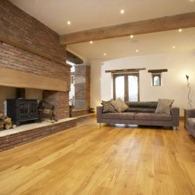 Solid wood flooring company